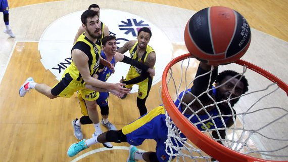Othello Hunter, Maccabi Tel-Aviv stun Fenerbahce
