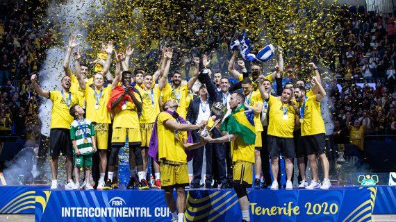 Iberostar Tenerife wins 2020 Intercontinental Cup