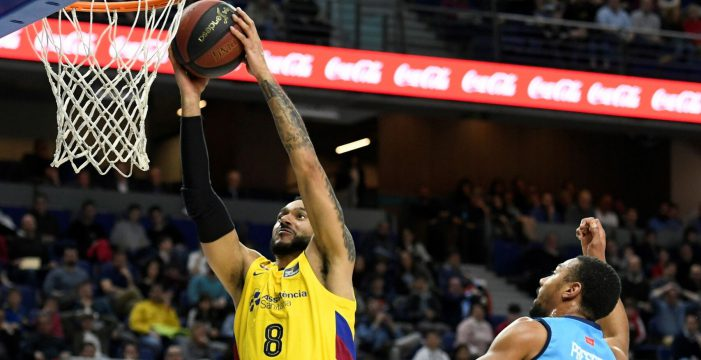 Nikola Mirotic, FC Barcelona rally for victory