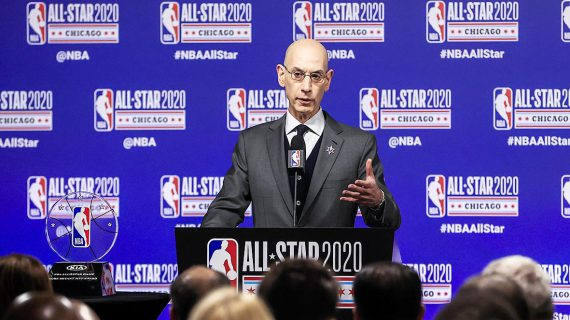 Salary cap will be reduced due to NBA's projected losses of $1 billion