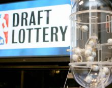 NBA Draft lottery postponed