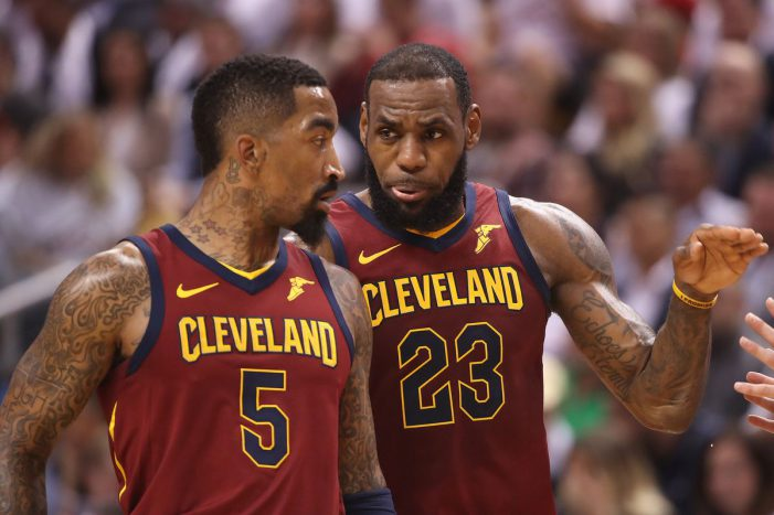 Los Angeles Lakers working on a deal to sign JR Smith