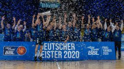 ALBA Berlin capture German League title