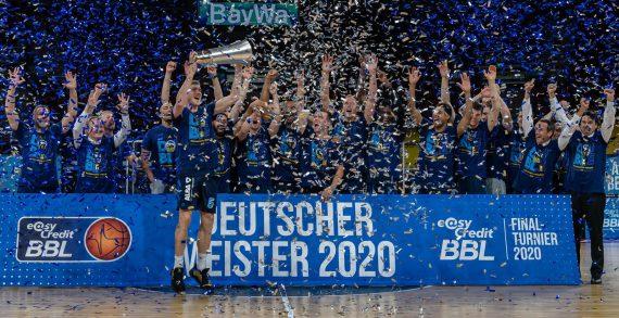 ALBA Berlin capture German League title