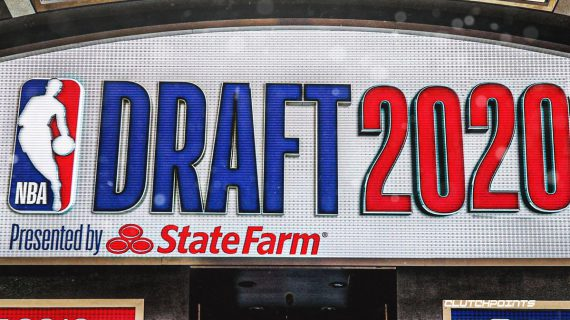 2020 NBA Draft to be held on Oct. 16