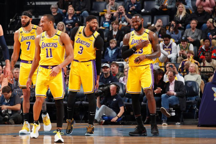 Los Angeles Lakers are still title contenders despite Rajon Rondo's injury