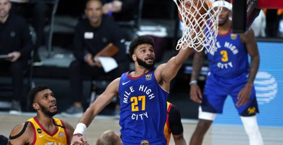 Jamal Murray scores 50 again as Nuggets force Game 7 against Jazz