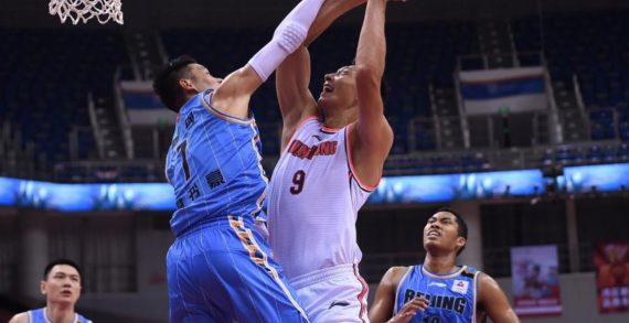 Guangdong Southern Tigers advance to CBA finals