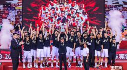 Guangdong Southern Tigers repeat as CBA champions