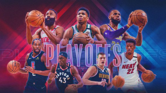 NBA playoffs set to start