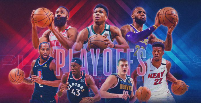NBA playoffs set to start