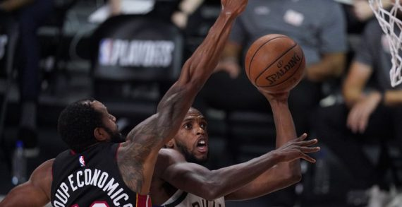 Khris Middleton, Bucks beat Heat in OT in Game 4
