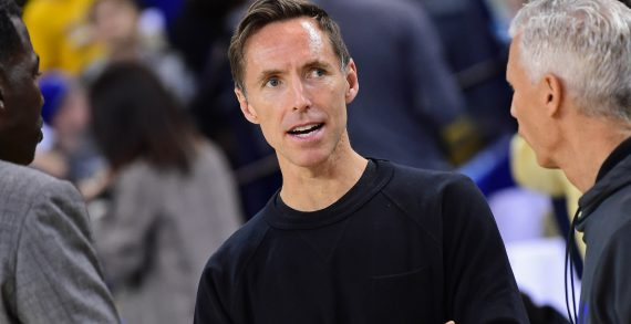 Nets hand coaching reins to Steve Nash