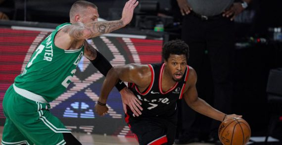Toronto Raptors conquer Boston Celtics in 2OT,  force Game 7
