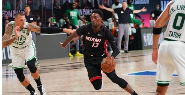 Bam Adebayo excels in Game 6 as Heat reach NBA Finals