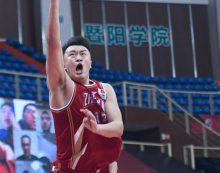 Zhejiang routs Guangdong in Chinese Basketball Association opener