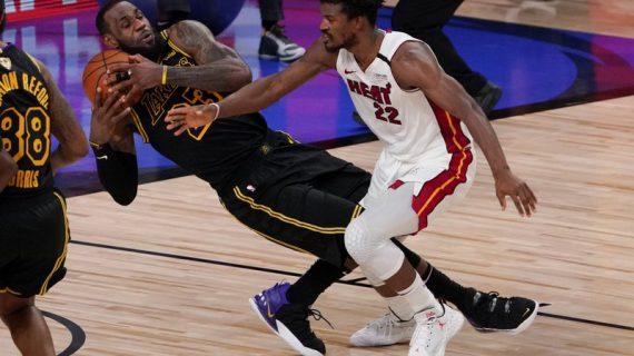 Miami Heat edge LA Lakers, force Game 6