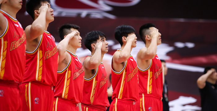 End of an era for eight-time Chinese champion Bayi Rockets