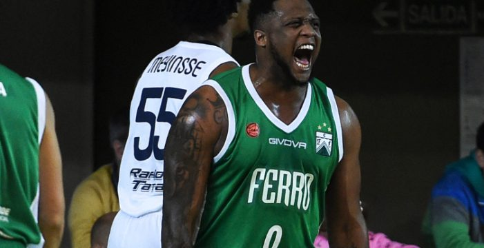 Charles Mitchell signs in Uruguay
