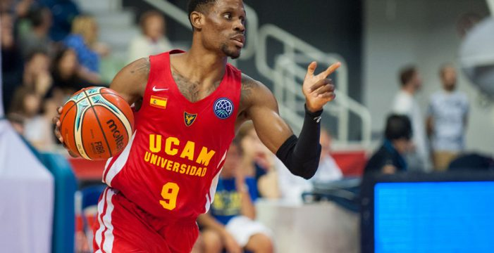Charlon Kloof signs with Fuenlabrada