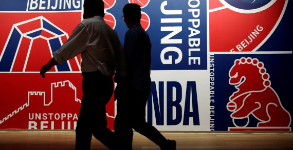 China ends TV boycott of NBA games