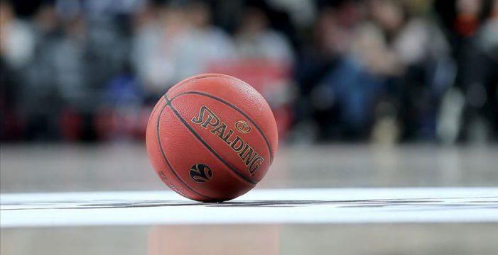 Dutch basketball league suspended
