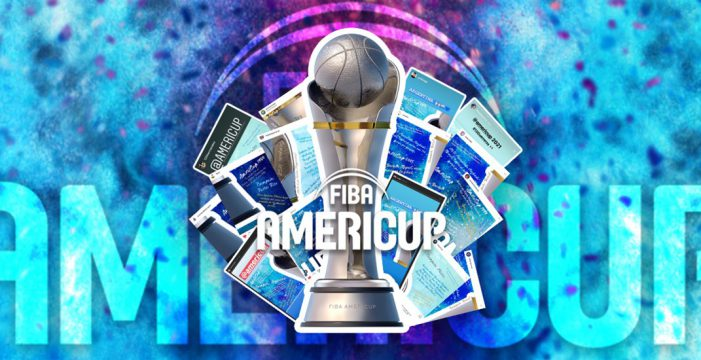 """FIBA AmeriCup Qualifiers in """"bubble"""" format"""