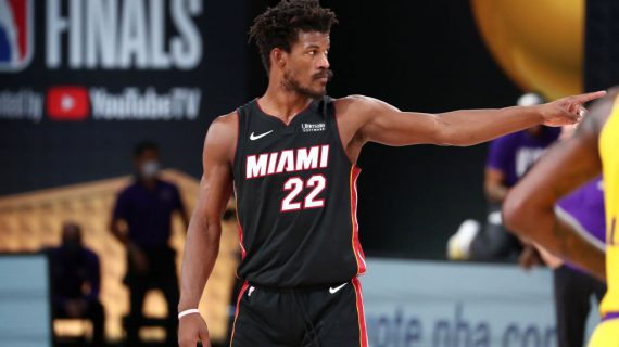 Jimmy Butler continues to prove he belongs on NBA's biggest stage