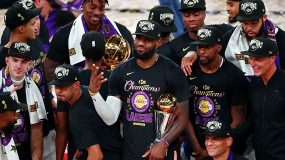 LeBron James has cemented his legacy as one of the greatest NBA players of all time