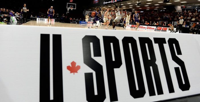 Canada's U Sports cancels the national college championship!