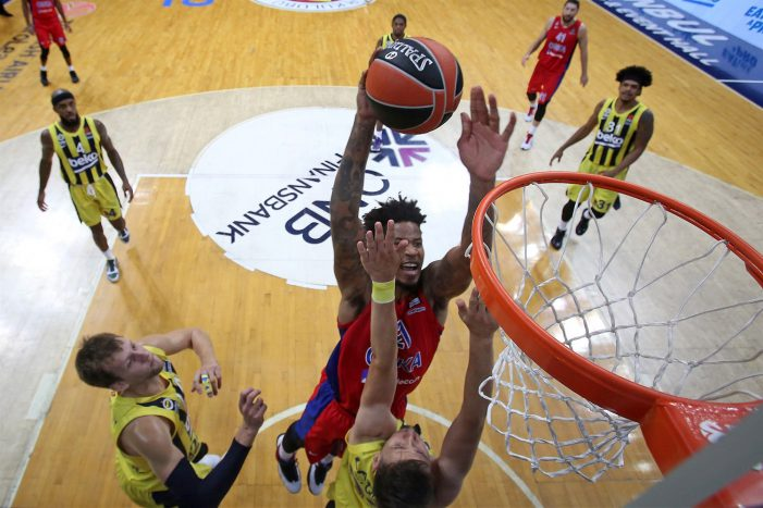 Will Clyburn, CSKA Moscow stun Fenerbahce in EuroLeague classic