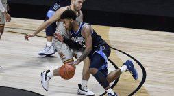 Villanova opens NCAA season with win over Boston College