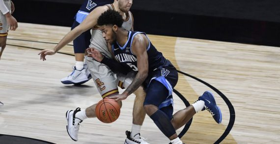 Villanova opens NCAA season with win over Boston College