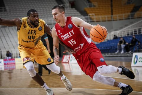 AEK 3 and 0 in Basketball Champions League