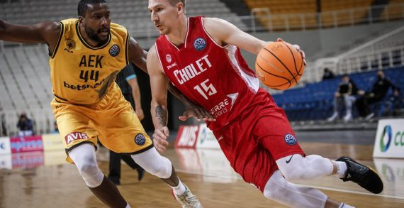AEK now 3-0 in Basketball Champions League