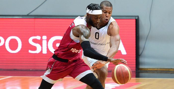 Archie Goodwin now with Levallois