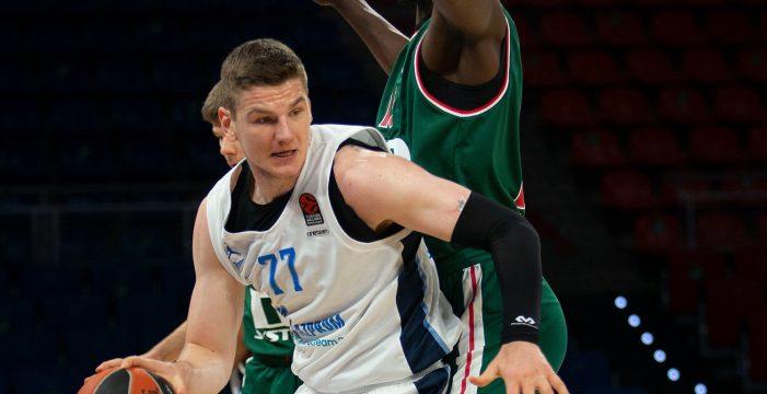 Zenit Saint-Petersburg extends road win streak in the EuroLeague to four games
