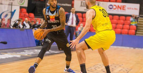 Oostende beats San Pablo Burgos in Basketball Championsleague