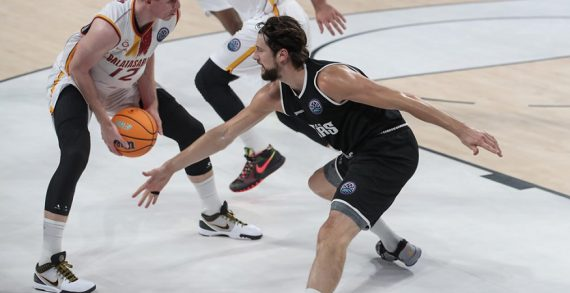 Igokea defeats Turk Telekom in Basketball Champions League