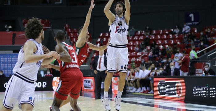 Bologna and Trento still undefeated in Eurocup