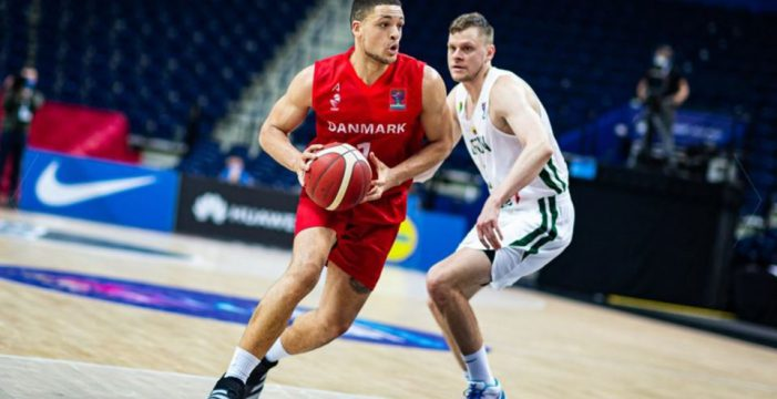 Lithuania loses at home against Denmark!
