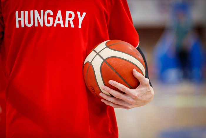 Hungarian National Team leaving FIBA bubble