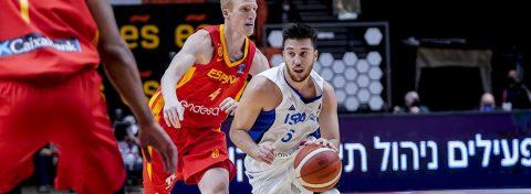 Israel beats Spain in FIBA EuroBasket 2022 qualifiers