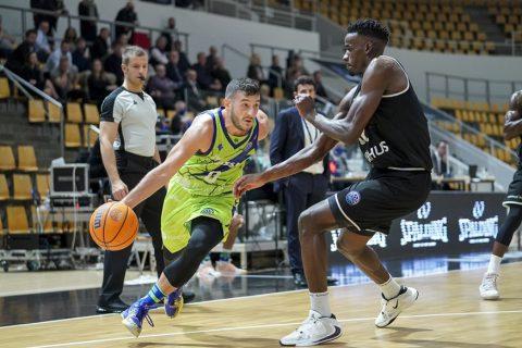 Sassari and Dijon flawless in basketball champions league