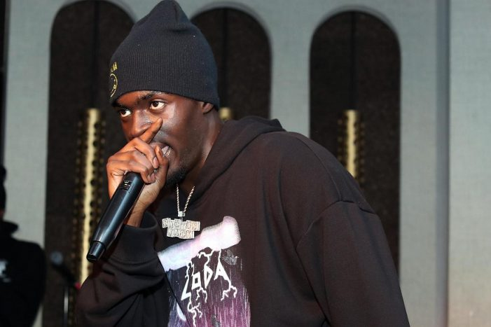 Paris makes an offer to rapper Sheck Wes!