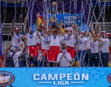 Titanes win Colombian Championship for the third time in a row