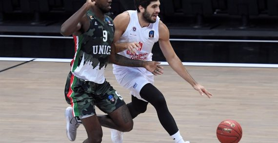 Unics Kazan wins first road game in Eurocup