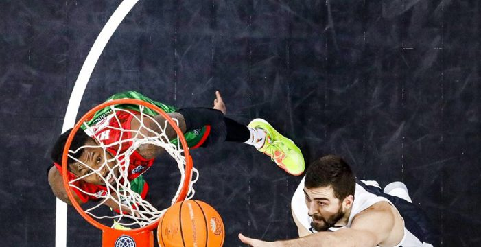 Bamberg still undefeated in Basketball Champions League