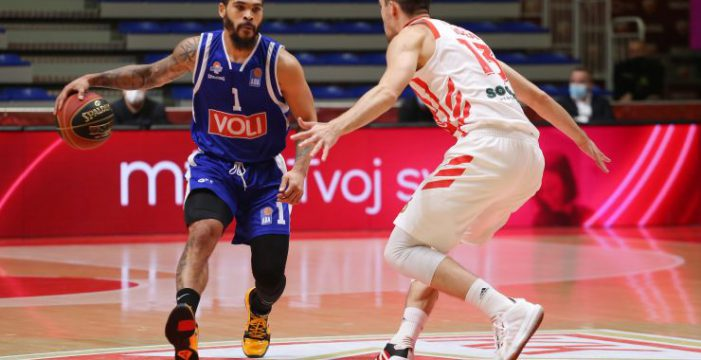 Budućnost now the only undefeated team in the Adriatic league