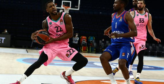 FC Barcelona suffers second straight EuroLeague defeat for the first time this season